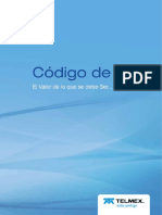 Codigoetica de Telmex