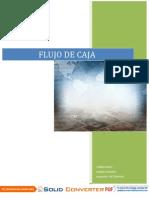 FUJO DE CAJA