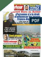 LE BUTEUR PDF du 29/07/2010