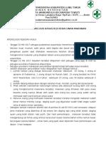 Laporan Klb Keracunan Makanan Pkm Wawondula Luwu Timur