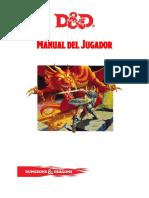 D&D 5 - Manual Del Jugador Esp