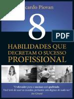 8-Habilidades Que Decretam o Sucesso Profissional