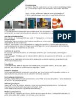 Seguridad Industrial y de Obra Publica