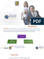 Taller Ministerio Del Trabajo Best Buddies Colombia 2016