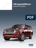 manual ford expedition 2009