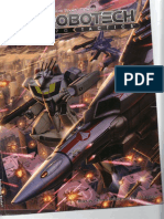 Robotech Tactics Rule Book