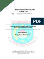 DP Peningkatan Jl. Pahlawan