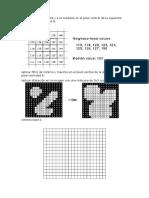 Aplicar Filtro a La Media y a La Mediana en El Pixel Central de La Siguiente Imagen Para Vecindad 8