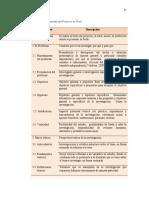 Estructura Del Plan de Investigfación