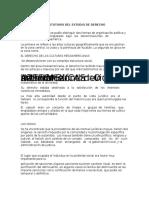 Elementos Constitutivos de Derecho Prehispanico Tarea