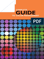 X-rite Guide to Color Management
