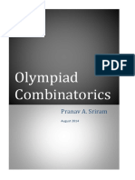 Olympiad Combinat or Ics Chapter 7