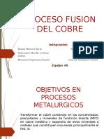Proceso de Fusion Del Cobre[1]
