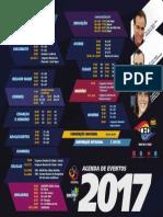 Agenda de Eventos2017