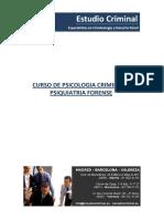 6885050 Curso de Psicologia Criminal y Psiquiatria Forense