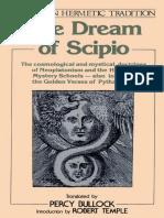 (Studies in Hermetic Tradition) Cicero-The Dream of Scipio-Aquarian Press (1983).pdf
