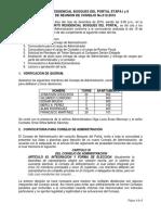 Modelo de Acta Consejo de Administracion Propiedad Horizontal