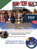 Revista Ruptura Continental N° 7 (desde Venezuela)
