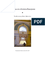 The Trials of a Common Pleas Judge All Released Chapters 6.1.17