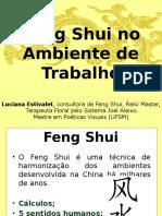 Feng Shui No Ambiente de Trabalho