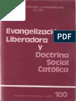 Celam - Evangelizacion Liberadora Y Doctrina Social Catolica