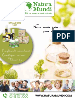 Natura Mundi Catalogue 2017 BD