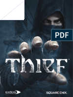 Thief Manual PS4