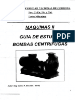 Maquinas II GUIA b. Centrifugas