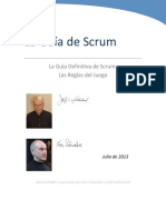 Scrum Guide ES