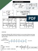 Anualidades - Ordinarias o Vencidas - Formulas y Casos