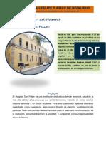 Hitoria Hospital San Felipe