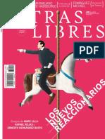Los nuevos reaccionarios ı Índice Letras Libres 222 / Letras Libres España 189