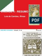 Rimas de Luís de Camões