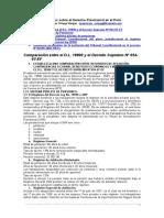 Aspectos Derecho Previsional Peru