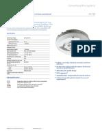 KL-710 Conventional Temprature Detector
