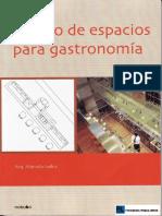 Diseño de Espacios Para Gastronomía