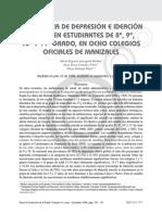 """006_2008 inter COLOMBIA PREVALENCIA DE DEPRESIÃ""""N E IDEACIÃ""""N SUICIDA ESTUDIANTES 8 9 10 11 MANIZALES.pdf"""