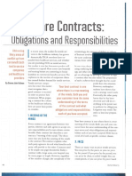 Healthcare Contracts