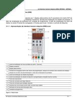 URP6000_URP6001_v2.25_r02_capítulo 3_Interface Homem Máquina (IHM), Aplicativo e Driver