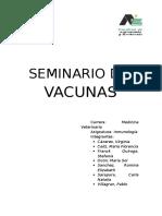 Seminario vacunas