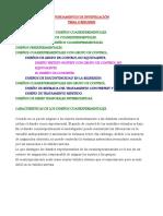 Fundamentos Resumen Tema 6