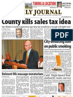 07-28-10 Issue of the Daily Journal