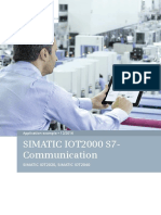S7 Comunication Node-red V1.0