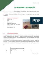 Myslide.es Informe Fisica No04 Movimiento Velocidad y Aceleracion