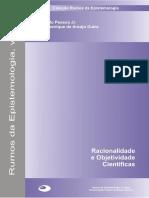 PESSOA Jr, Osvaldo e DUTRA, Luiz Henrique. Racionalidade e Objetividade Científicas.