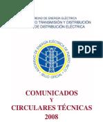 Comunicados Tecnicos 2008