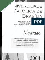 Integração Regional - Coordenação Macroeconômica - Introdução