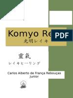 Carlos Rebouças Jr - Komyo Reiki - I a IV - PT-BR - 1-FEV-2014