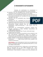 Visa de Estudiante (1)