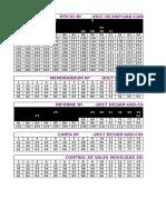 Numeracion Documentos 2017